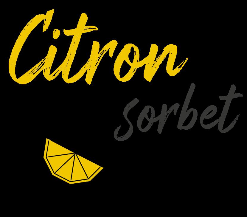 CITRON SORBET propose des services de mise en pages et de graphisme