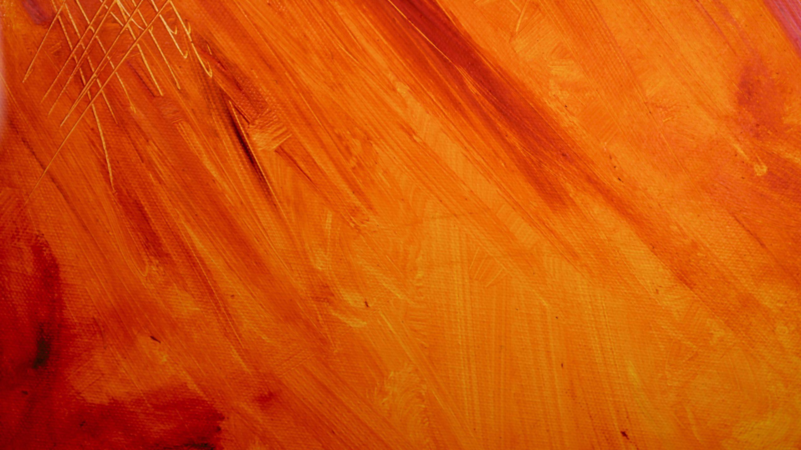 Article symbolique des couleurs : le orange