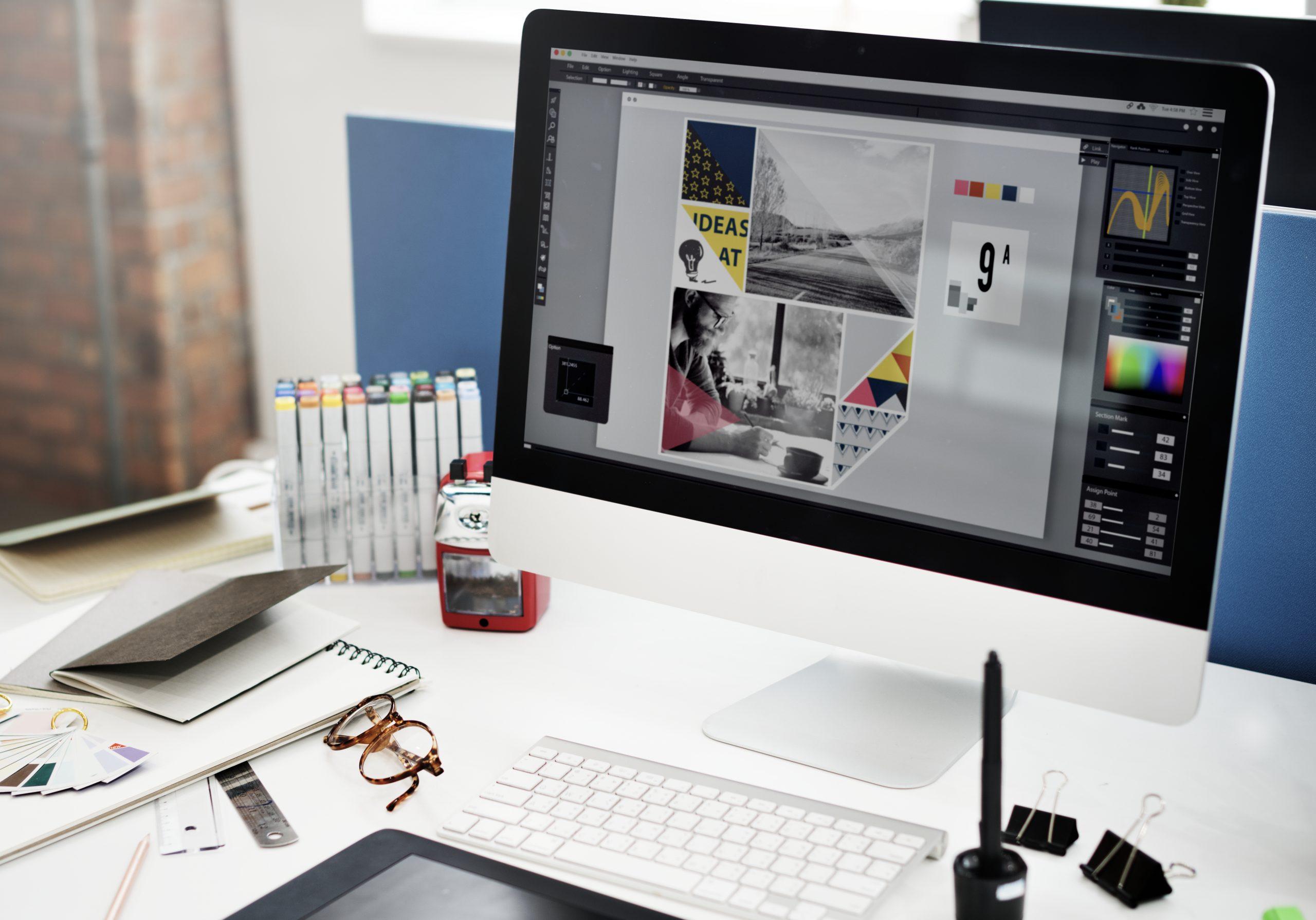citron sorbet est un studio graphique spécialisé dans la création et la refonte de charte graphique
