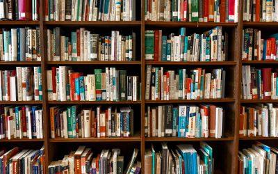 La bibliothèque d'un graphiste